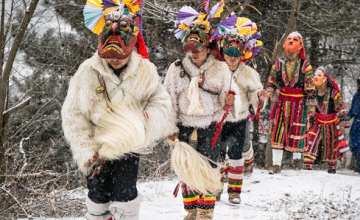 不可思议的甘南之行!白马藏族的神秘习俗惊艳了整个冬天!
