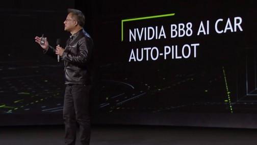 英伟达最新的自动驾驶汽车 BB8 坐着怎么样?